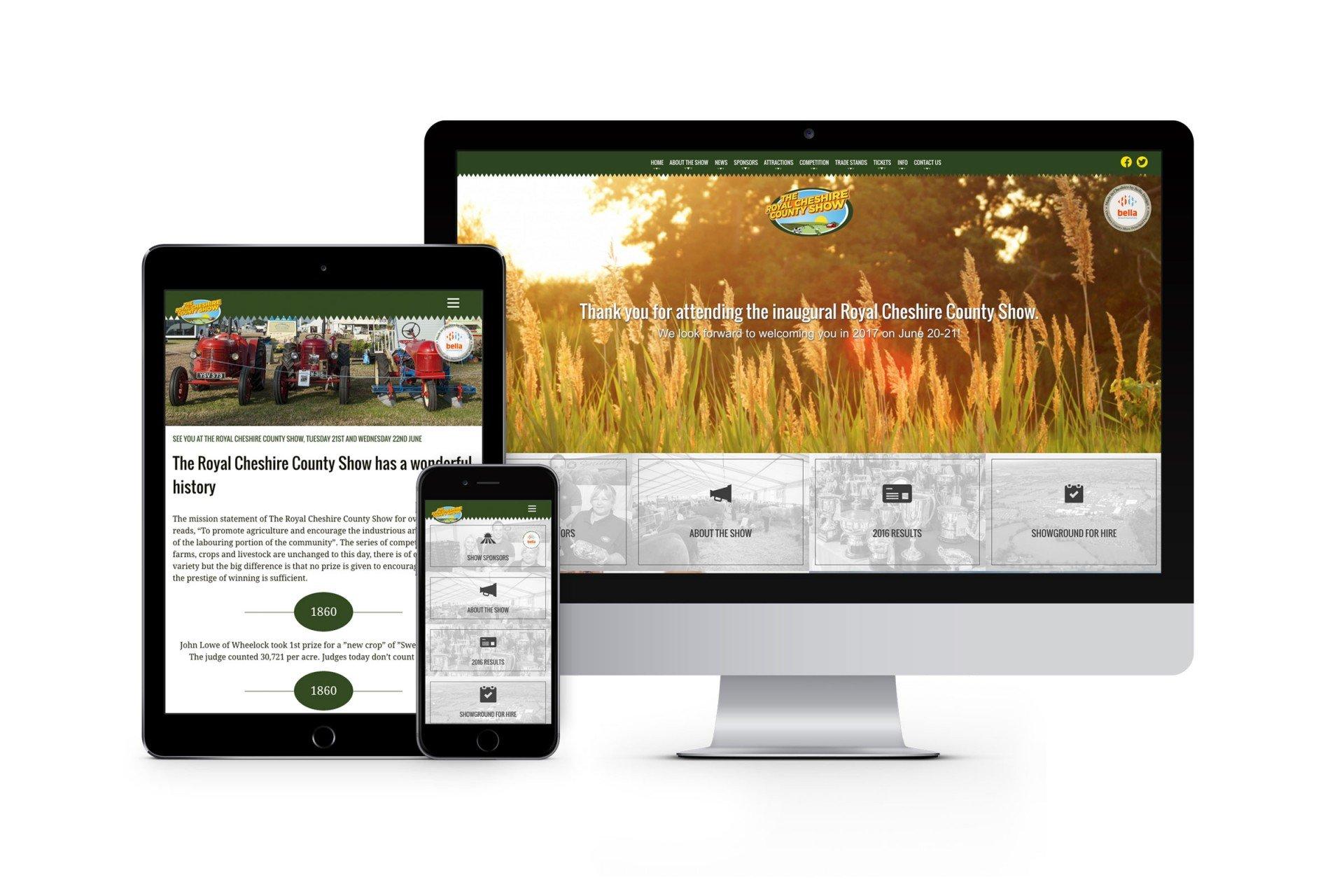 Website - Bella Design & Marketing