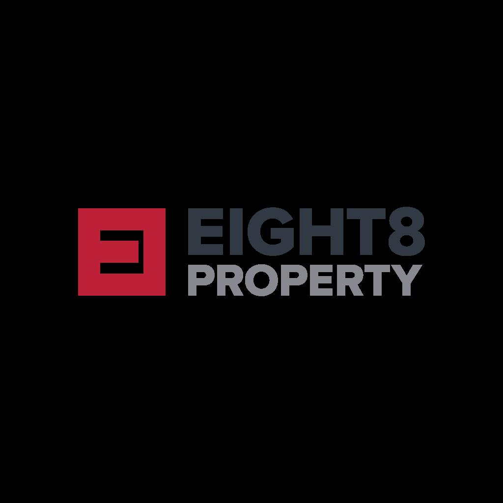 Eight8 Property Logo