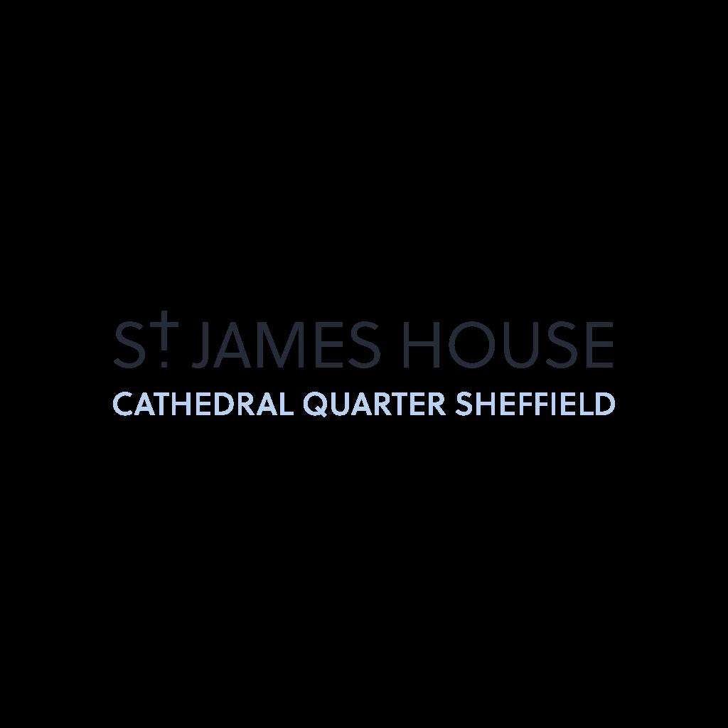 St James House Logo