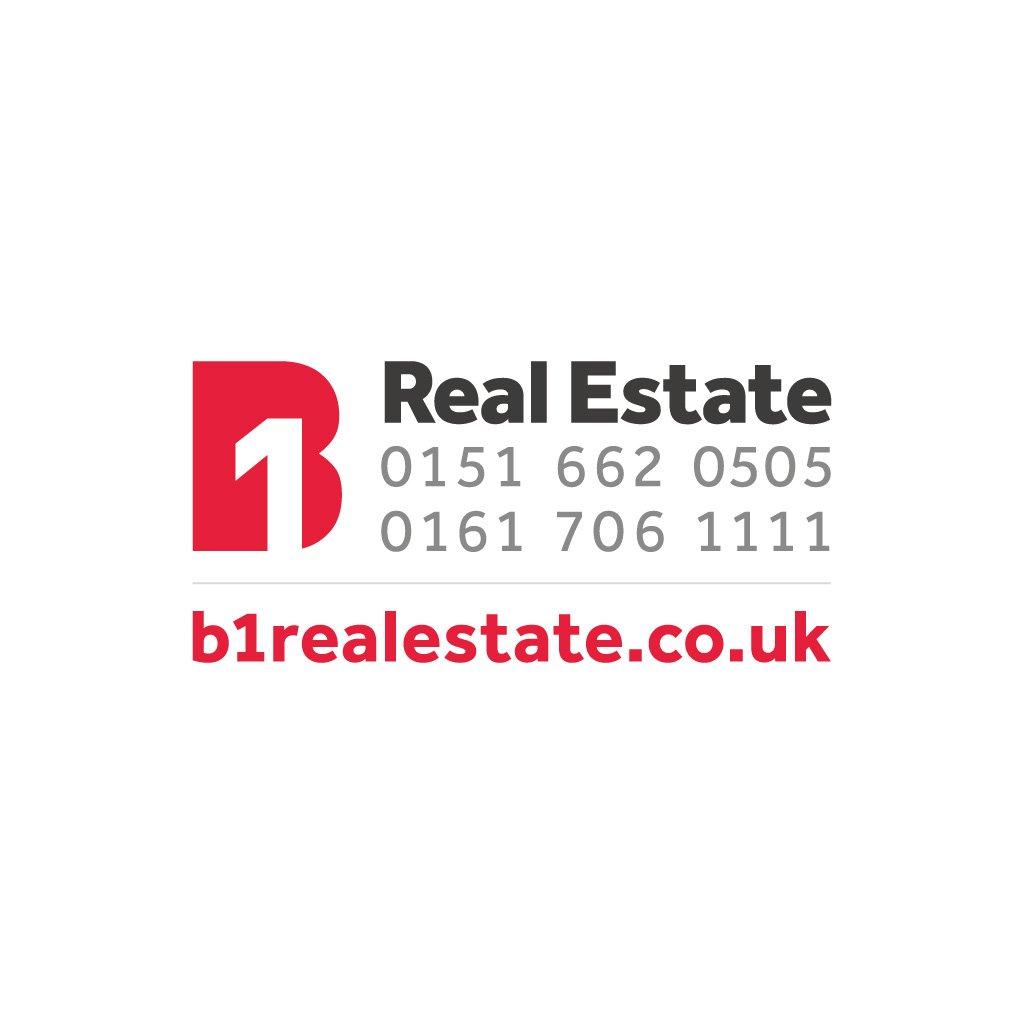 B1 real estate logo