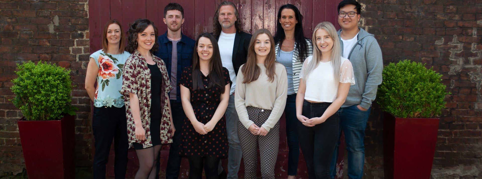 Bella Design and Marketing Team Photo