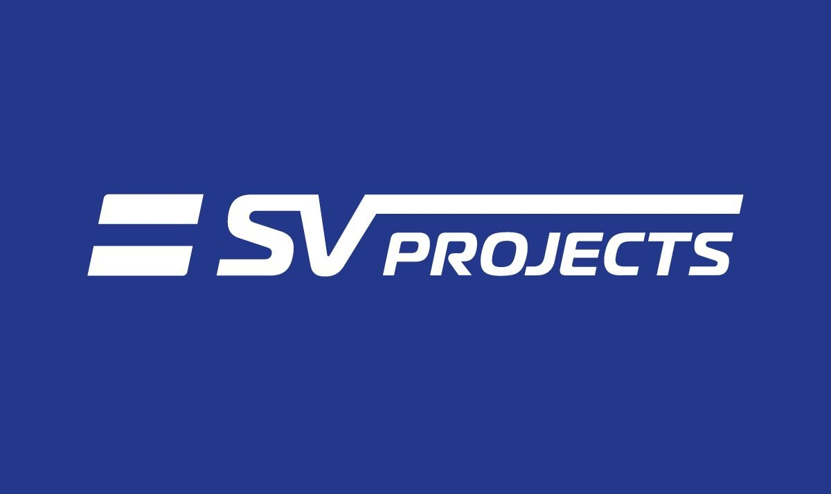 New website development for SV Projects