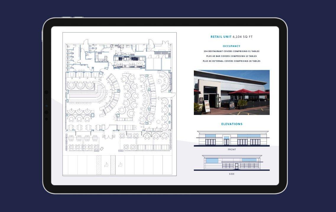 Digital Brochure for Middlebrook Retail Park