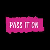 Pass It On Logo