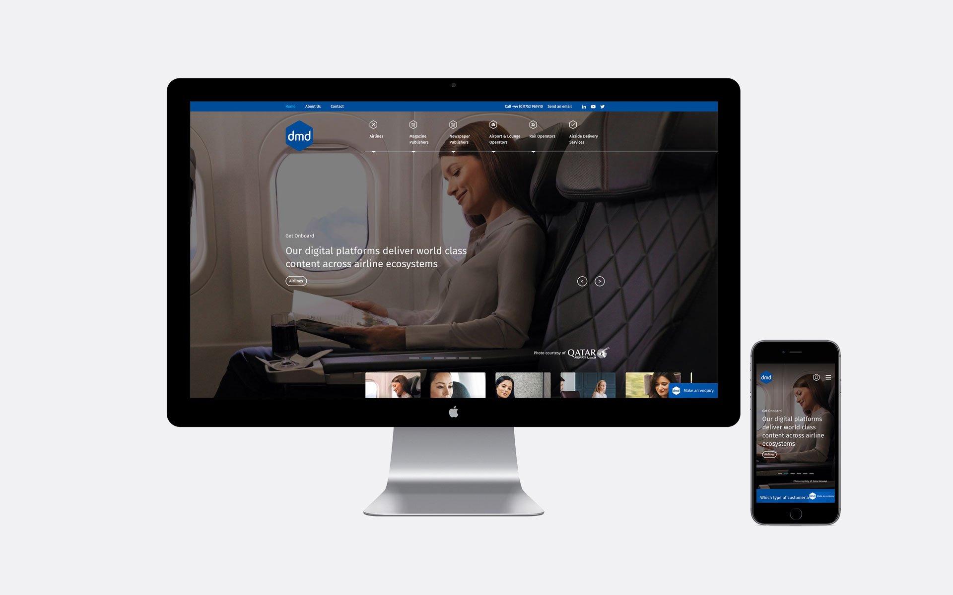 DMD Website Design