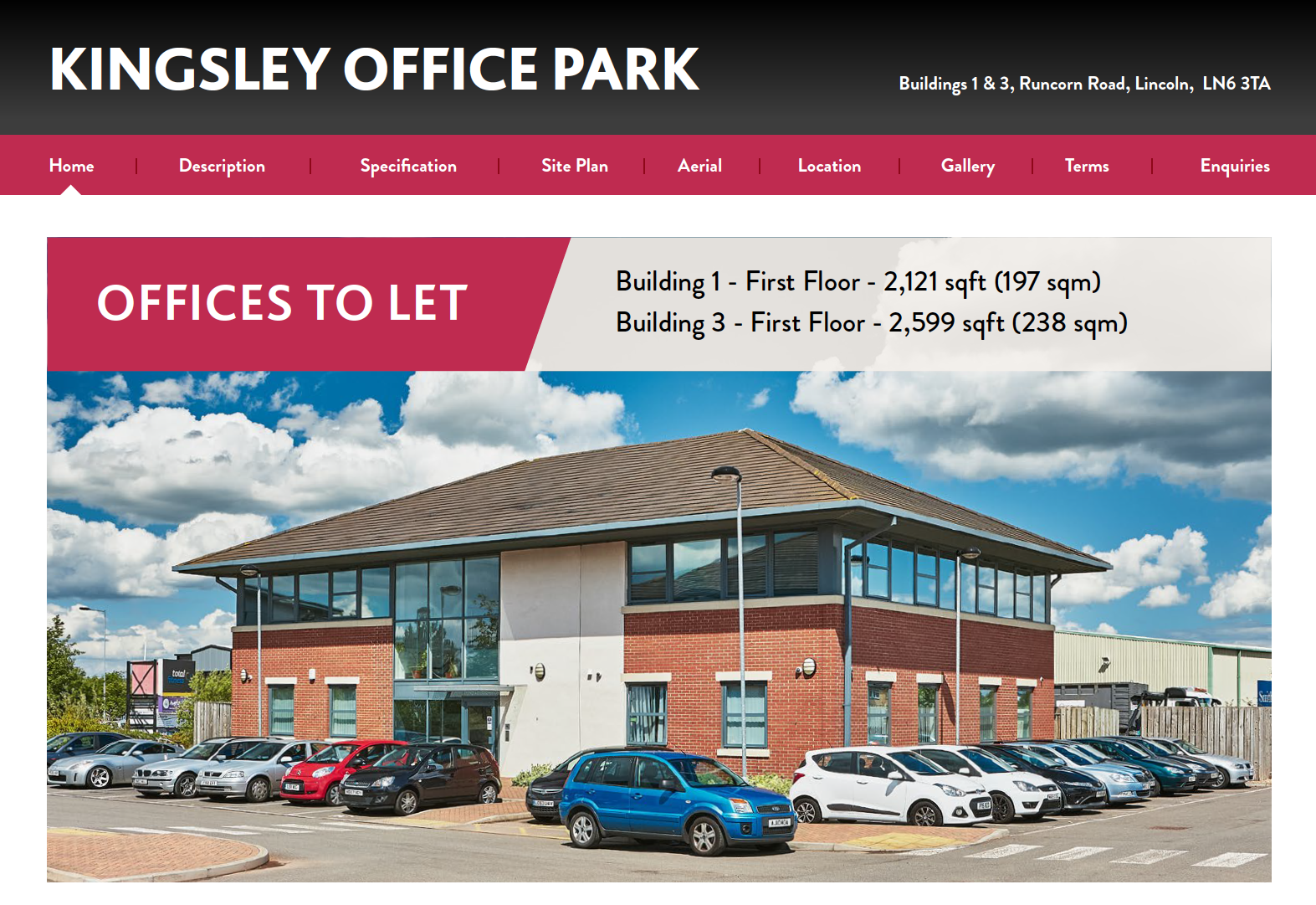 Offices To Let Sales Brochure