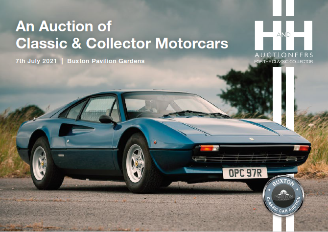 Catalogue Design for H&H Auctioneers